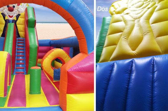 jeux enfants gonflable location cirque normandie