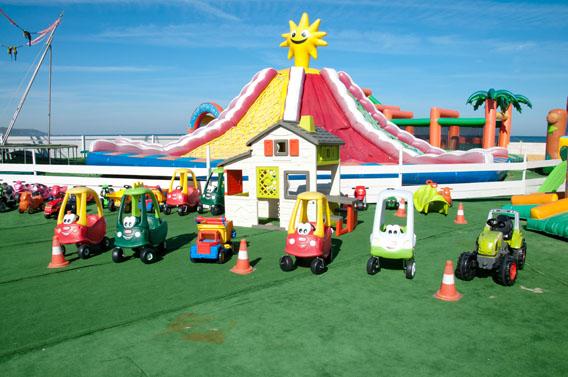 jeux enfants parc attractions calvados