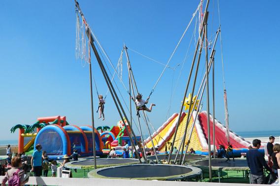 salto trampolines normandie