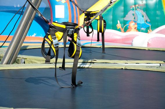 trampoline salto parc loisirs calvados