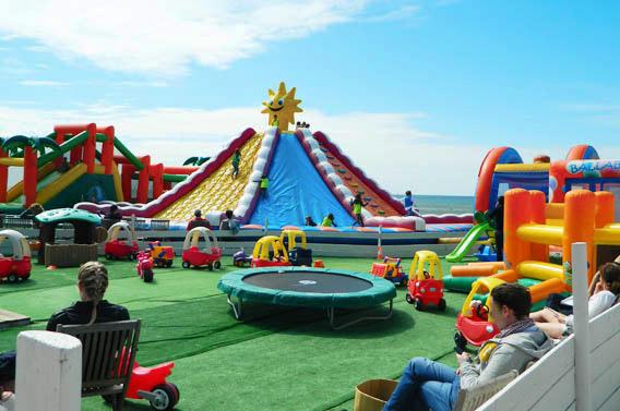parc enfants famille benerville normandie