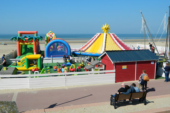 parc attractions enfants normandie