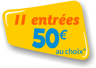 tarif entrees parc attractions normandie